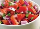 Garden Tomato Salsa